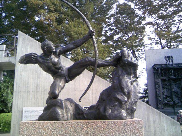 芸術の秋 国立西洋美術館