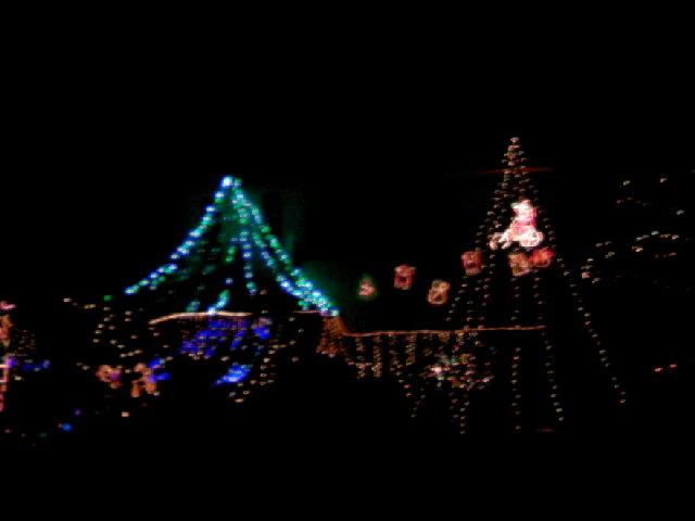 全国どけより早い クリスマス イルミネーション