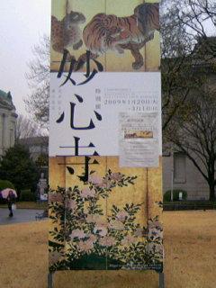 妙心寺 特別展