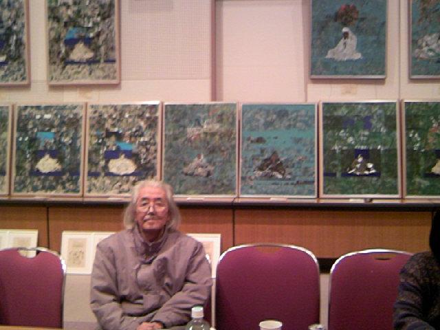 日本人百人の心象和歌展