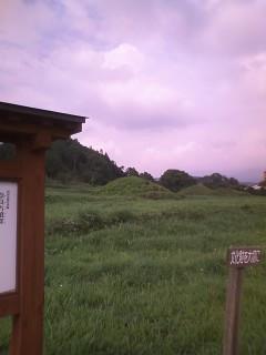 沼田市 奈良古墳群