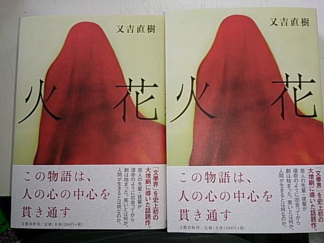 火花・・・ピース・又吉、衝撃の230枚