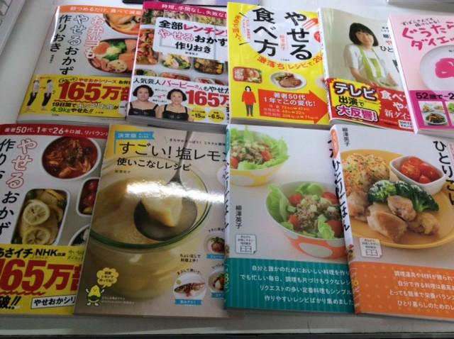 魔法みたいな本・・柳澤英子さんの料理本